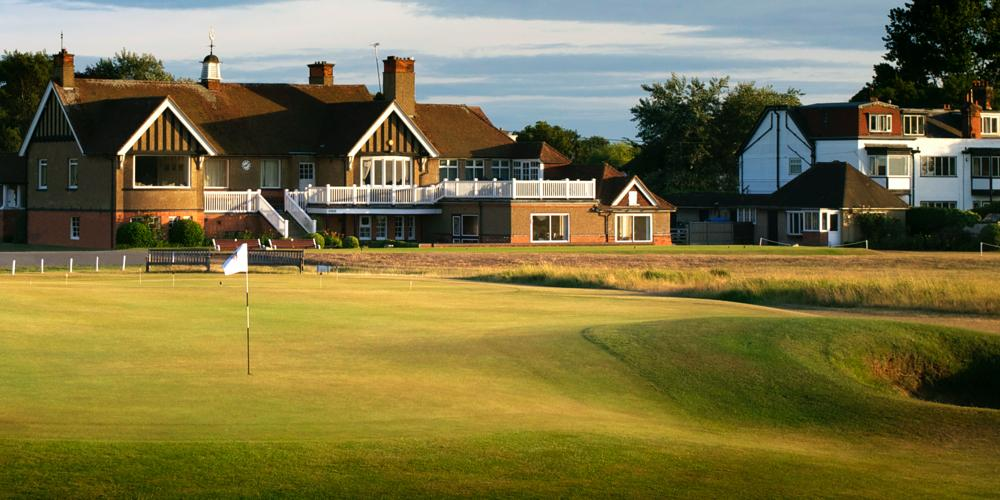 Littlestone Golf Club - Hole #18